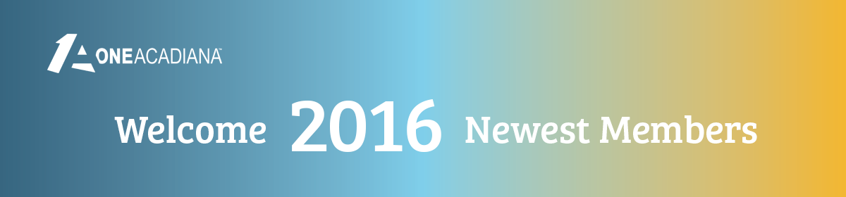 Social - New Member Highlight 2016